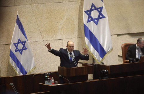 Bennett tells Likud hecklers: Your screams are as loud as your failure