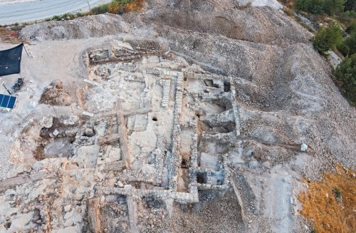 What did biblical Jerusalem look like some 2,500 years ago?