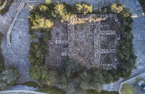 2,700-year-old biblical fortress in Jerusalem undergoes restoration