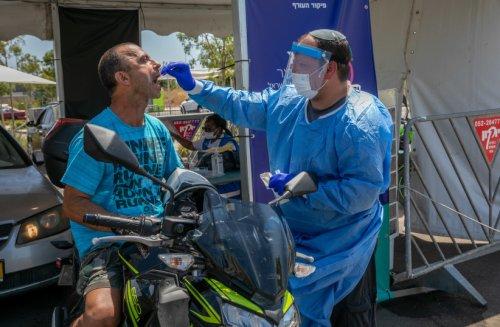 Coronavirus in Israel: Number of serious patients nears 100