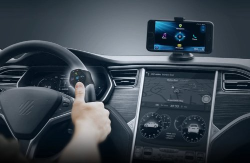 InprisWay ensures drivers watch the road, drive safely