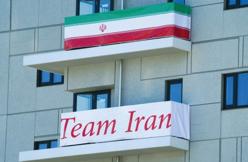 Iran sports minister joins 'antisemitic' attack against Israeli athletes