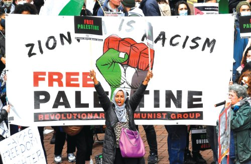 Anti-Zionist tautology: Israel is evil or there is no good - opinion
