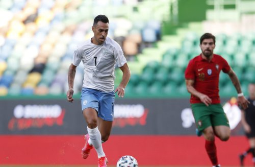 Blue-and-white absorbs learning lesson in 4-0 friendly rout at Portugal
