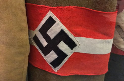 Boy found with Nazi symbols and explosives-making manuals sentenced