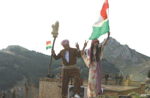 Strengthening relations between Israel and Iraqi Kurdistan