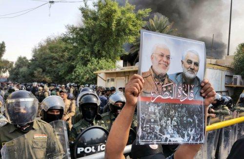 Pro-Iran militias show off new drone air force