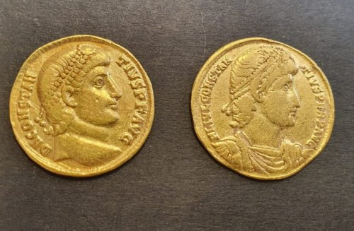 Iron Age gold hoard discovered in Denmark