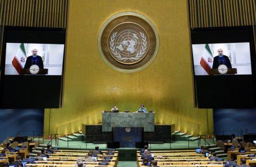 World powers, Iran won't meet at UN General Assembly