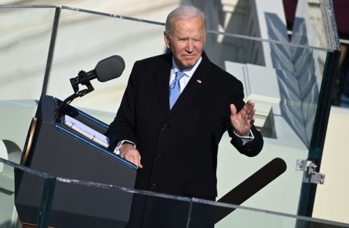 After nearly 100 days in office, what do Americans think of Biden? -poll