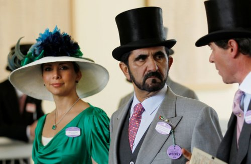 Dubai's Sheikh Mohammed used NSO's Pegasus to hack ex-wife's phone
