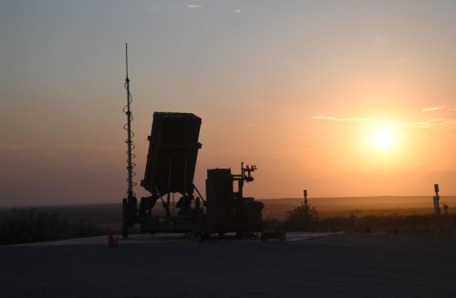 What do the Iron Dome and Christian support for Israel have in common?