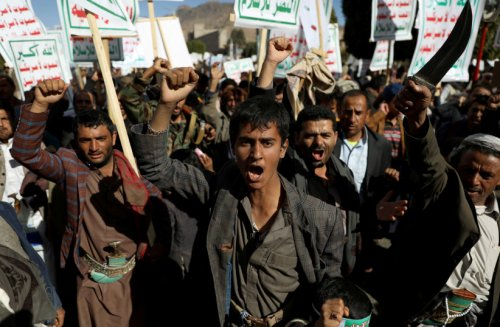 Yemen's Houthis say they joined 'anti-Israel' front - analysis