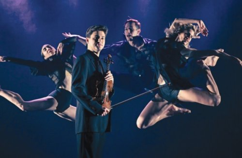 Choreographer Itzik Galili reinterprets 'The Four Seasons'