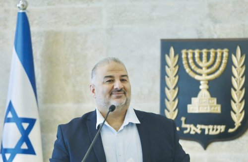 After 73 years, Israel's Arabs become movers in the political process