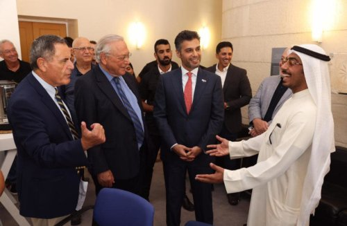 First-ever Emirati student arrives to study at Israeli university