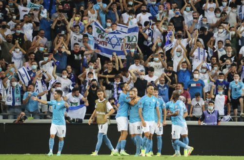 Israel wins 5-2 against Austria in World Cup qualifying match