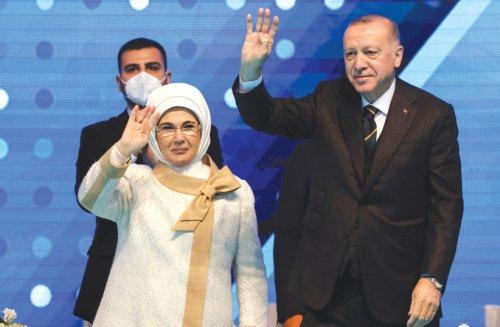 Turkey's President Erdogan's misogyny transcends all - opinion