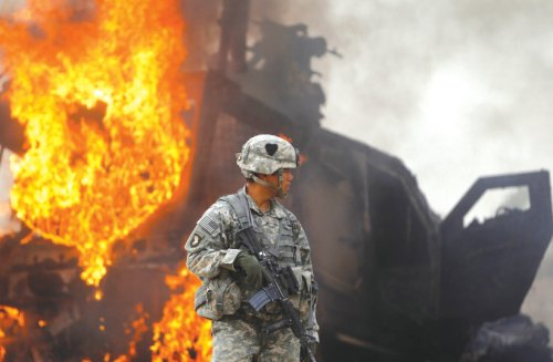 Is a counter-insurgency strategy in Afghanistan impossible? - opinion