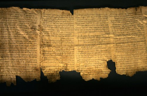 Dead Sea Scrolls: 2,000 years ago Jews used biblical 'paperbacks'