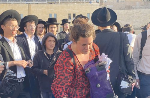 Haredi Kotel riot, prayer book desecration a repeat of Romans - opinion