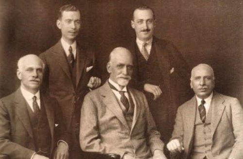 The Sassoon family saga: The Israeli phase