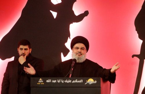 Iran's nuclear power 'for peace but nightmare for Israel' - Nasrallah