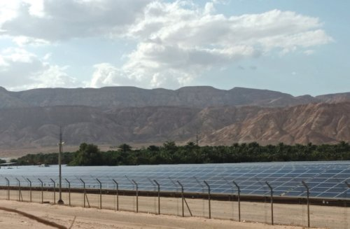 Will Israel's energy future be primarily solar power?