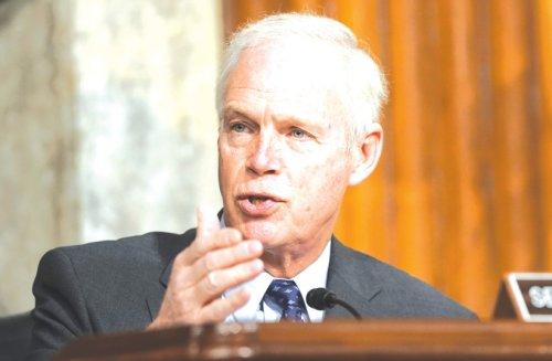 Ron Johnson sprints past Cruz, Hawley to the political bottom - opinion