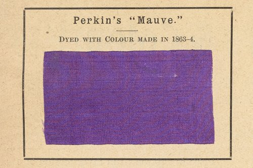 The Accidental Invention of the Color Mauve - JSTOR Daily