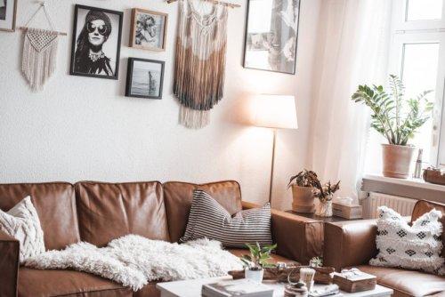 Sofa neu beziehen : Gleiche Couch – neuer Look