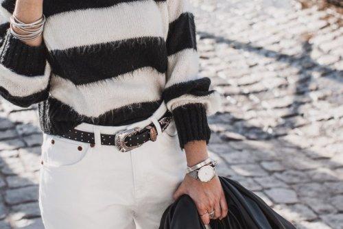 Yin & Yang : Perfekte Kombi aus Schwarz und Weiß
