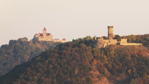 Vergangenheit entdecken: Burgruinen in Sachsen-Anhalt, Thüringen und Sachsen