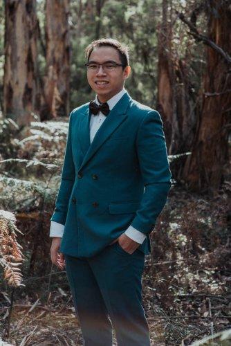 Mind-Blowingly Beautiful Destination Wedding Portraits in Western Australia   Junebug Weddings
