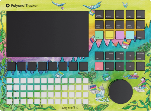 Polyend announce special Tracker Artist Editions