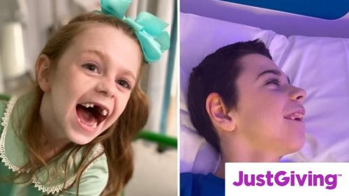 Help raise £5000 to help save Amelia's eyesight and support Ollie's Army.