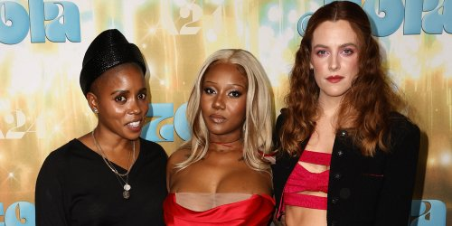 Riley Keough Hits Up 'Zola' Premiere With A'Ziah King, Who Inspired The Film