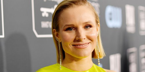 Kristen Bell Is Revealing What Helped Her Manage Her Depression