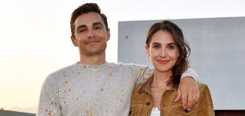 Alison Brie Shares How Quarantine Made She & Husband Dave Franco 'Feel Closer Than Ever'