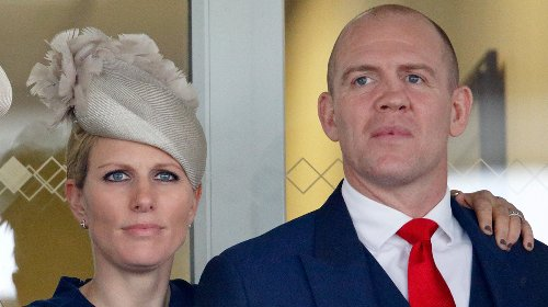 Zara Tindall's Husband Mike Reveals Why Prince Philip's Funeral Was 'Eerie'