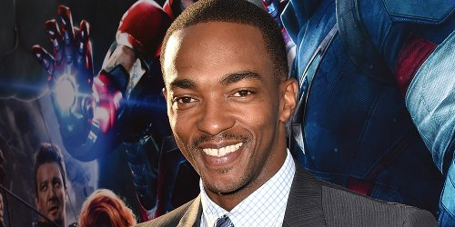 Anthony Mackie Reveals a 'Make America Great Again' Part of His 'Falcon & the Winter Soldier' Speech Got Shot Down