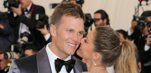 Gisele Bundchen Shares Rare Photo of Tom Brady with All Three Kids on Father's Day!