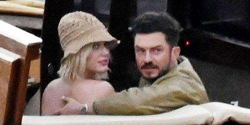 Katy Perry & Orlando Bloom Enjoy a Romantic Getaway in Venice