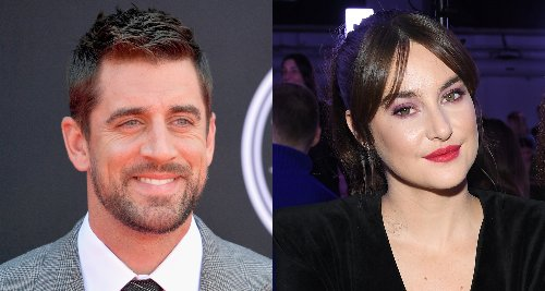 Aaron Rodgers Talks Engagement to Shailene Woodley & Wanting to Be a Dad Some Day Soon