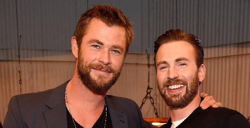 Chris Hemsworth Trolls Chris Evans with Hilarious Birthday Post!
