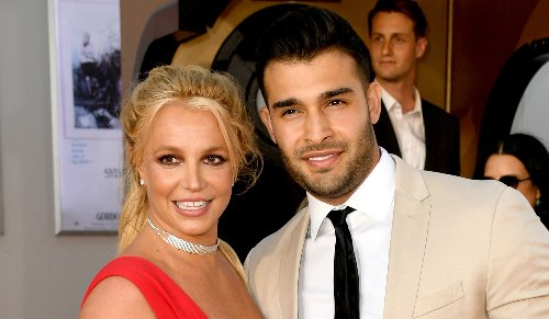 Britney Spears & Sam Asghari Are Forced to Live 'As a Couple Under Curfew'