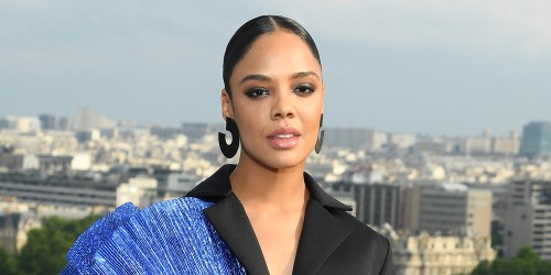 Tessa Thompson Remembers a Moment Speaking Up For Herself on Set