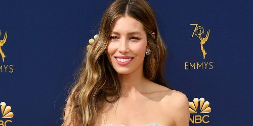 Jessica Biel Reacts to a Claim About Her Face as an Actress