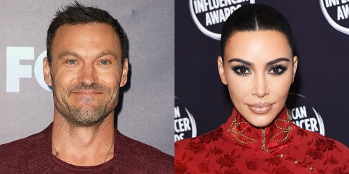 Brian Austin Green Confirms What Kim Kardashian Said in February: Their Kids Are Making Amazing Paintings!