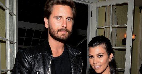 Scott Disick Admits He Doesn't Like One of Kourtney Kardashian's Past Boyfriends